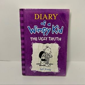 3/$15 Diary of a Wimpy Kid #5 Jeff Kinney book